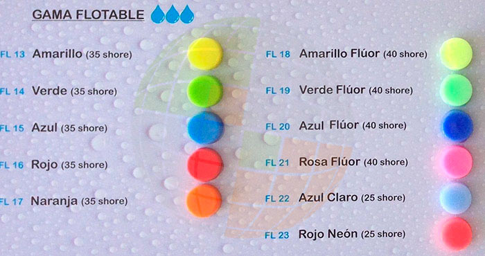 Gama Flotable